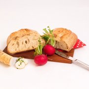 Meerrettich-Brot