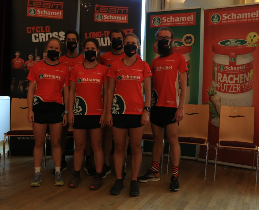 Team Schamel Running