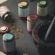 Gewürzgläschen mit Magneten